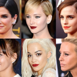 How To Pull Off That Ear Cuff Trend Everyone's Doing